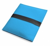 Etui filcowe na tablet błękitne (07154-08)