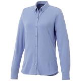 Elevate Damska koszula z długim rękawem o splocie pique Bigelow (38177405)