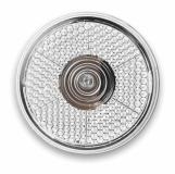 BLINKIE Okrągła migająca lampka LED z nadrukiem (MO8516-06)