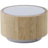Bambusowy głośnik bezprzewodowy 3W (V0325-18)