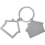 Brelok do kluczy domek (V0633-32)