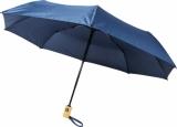 Avenue Składany, automatycznie otwierany/zamykany parasol Bo 21? wykonany z plastiku PET z recyklingu (10914303)