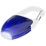 Odblaskowy karabińczyk z diodą LED (10425601)