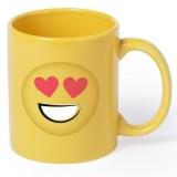 "Kubek 400 ml ""uśmiechnięta buzia"" (smile) (V8929-08D)"