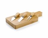 Deska do serów z nożami BRIE (16503)