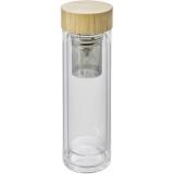 Termos 420 ml, kubek termiczny, posiada sitko zatrzymujące fusy (V0774-18)