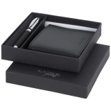 Luxe Zestaw upominkowy długopis i portfel Baritone (10711400)