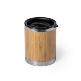 Bambusowy kubek podróżny 250 ml (V0986-00)