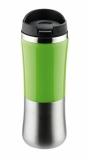 Kubek termiczny KAZO 350 ml - zielony jasny (17258-13)