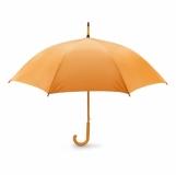 CUMULI Parasol z drewnianą rączką z logo (KC5131-10)