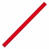 Ołówek stolarski, czerwony z logo (R73792.08)