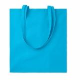 COTTONEL COLOUR ++ Bawełniana torba na zakupy z logo (MO9846-12)