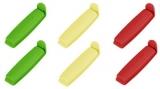 Klipsy do zamykania worków PRESTO 6 cm z logo (TS420750.0000)