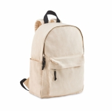 BALPAL + Plecak z płótna 340 gr / m&sup2 z logo (MO6203-13)