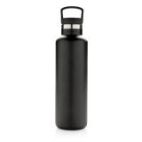 Szczelna butelka sportowa 600 ml, próżniowa (P436.661)