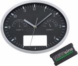 Zegar ścienny z logo (4787103)