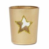 SHINNY STAR Świecznik z logo (CX1420-19)