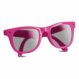AUDREY Składane okulary słoneczne z nadrukiem (MO8019-38)