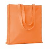 PORTOBELLO Bawełniana torba na zakupy z logo (MO9596-10)