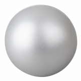 Antystres Ball, srebrny z nadrukiem (R73934.01)