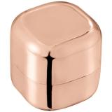 Balsam do ust bez wosku i SPF w metalicznej kostce Rolli (12613902)