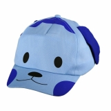 Czapka Doggy, niebieski z logo (R08741)