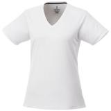 Elevate Damski t-shirt Amery z krótkim rękawem z dzianiny Cool Fit odprowadzającej wilgoć (39026015)