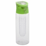 Bidon Frutello 700 ml, zielony z logo (R08313.05)