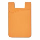 SILICARD Silikonowe etui do kart płatniczych z nadrukiem (MO8736-10)