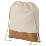 Bawełniano-korkowa torba ściągana na sznurek (12029400)