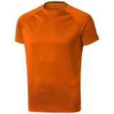 Elevate Męski T-shirt Niagara z krótkim rękawem z tkaniny Cool Fit odprowadzającej wilgoć (39010336)