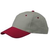 Slazenger 6 panelowa czapka z paskiem ściągającym (13403803)