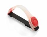 Opaska LED na ramię czerwona (29126-04)