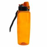 Bidon Jolly 700 ml, pomarańczowy z logo (R08294.15)