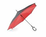 Parasol REVERS czerwony (37041-04)