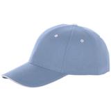 Elevate 6-panelowa czapka typu sandwich Brent (38656400)