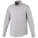 Elevate Męska koszula Vaillant z tkaniny Oxford z długim rękawem (38162926)