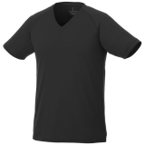 Elevate Damski t-shirt Amery z krótkim rękawem z dzianiny Cool Fit odprowadzającej wilgoć (39025990)