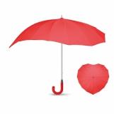 BODA RED Parasol serce z logo (MO9605-05)