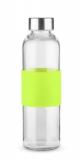 Butelka szklana GLASSI 520 ml zielony jasny (16207-13)