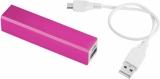 Aluminiowy akumulator powerbank Volt 2200mAh (12349208)