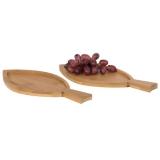 Avenue Bamboo Amuse set Fish: 2-częściowy zestaw do serwowania ryb (11294900)