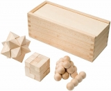 Zestaw trzech układanek TRICKY (20089)