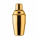 GOLD FIZZ Shaker z logo (MO9607-98)