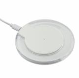 Ładowarka indukcyjna Call-ready, biały z logo (R50170.06)