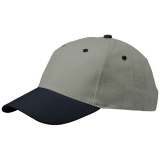 Slazenger 6 panelowa czapka z paskiem ściągającym (13403802)