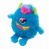 Maskotka Monster, niebieski z nadrukiem (R74028)