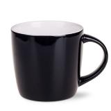 Kubek HANDY 300 ml czarno/biały (M038_LA_F0300_0000)