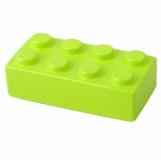 Antystres Block, zielony z logo (R73917.05)