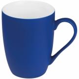 Kubek ceramiczny - gumowany z logo (8065504)